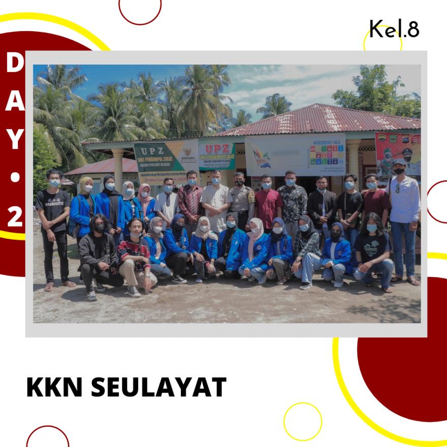 Serah Terima Mahasiswa KKN ISI Padangpanjang